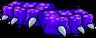 Purple Dragon Feet