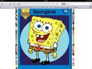 Spongebob???