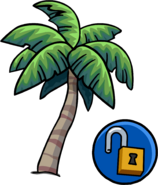 Tropical Palm unlockable icon