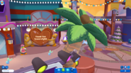 Waddle On Party Island Central plaza