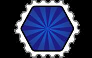 185px-BlueHexagonStamp