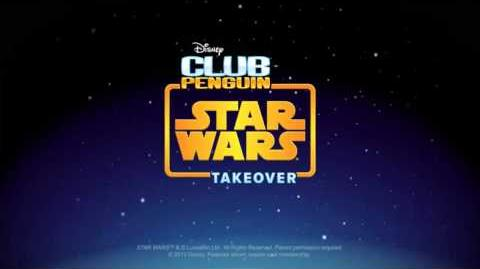 Club Penguin-Star Wars Takeover 2013-Teaser Trailer HD