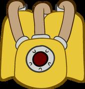 One Eye CDA Mask clothing icon ID 1617