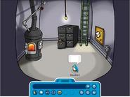 Penguin 3 boiler room