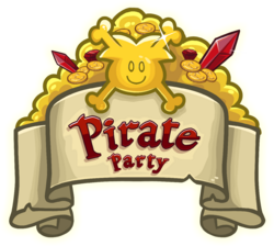 Pirate Party logo