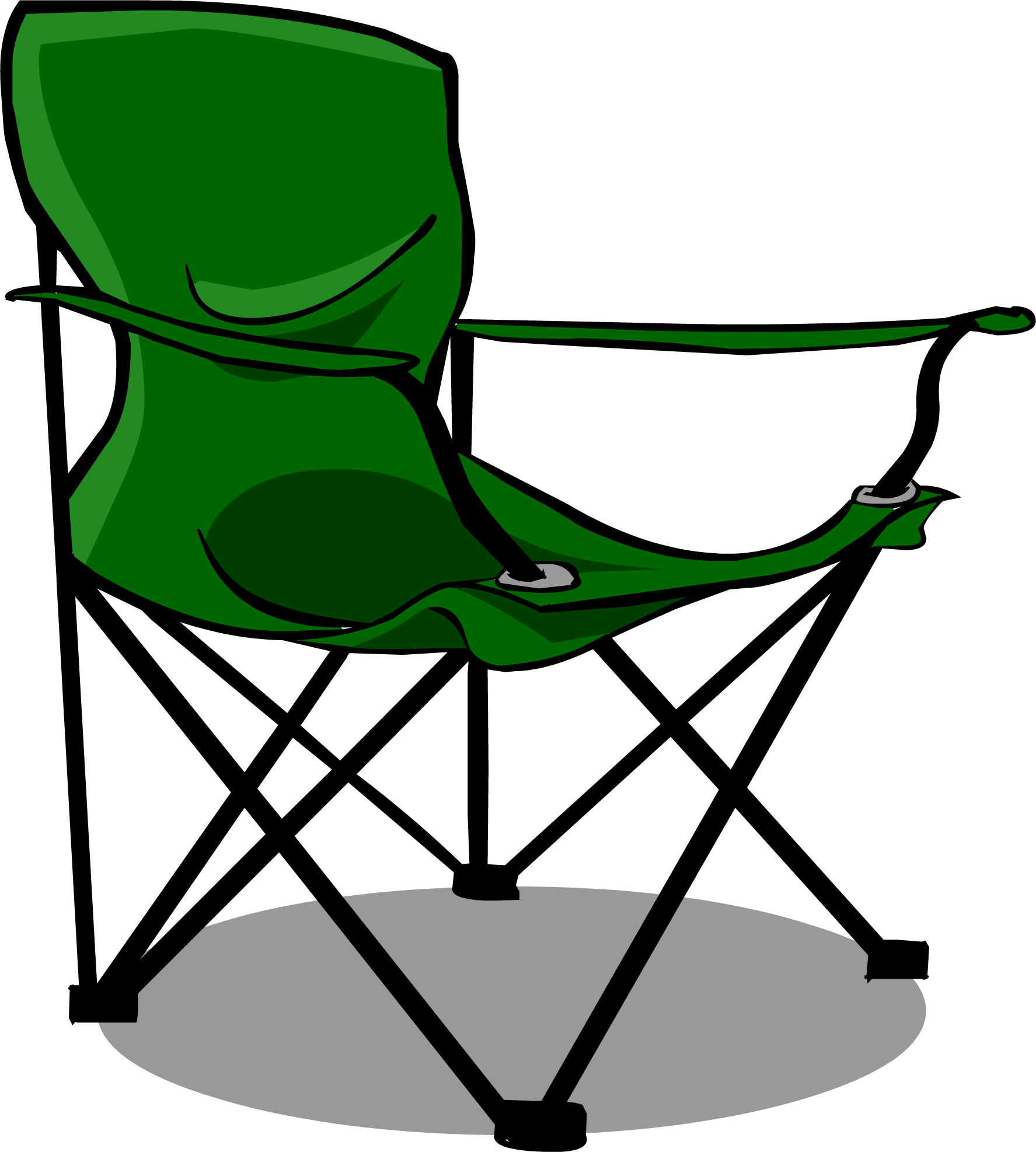 image camping chair sprite 002 png club penguin wiki fandom rh clubpenguin wikia com