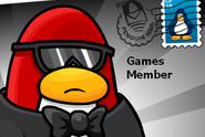 GamesMember
