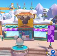 Island Central Disney Shop exterior
