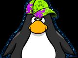 Music Splatter Hat