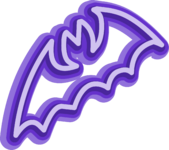 Neon Bat icon