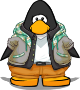 Plaid Hoodie Outfit PC