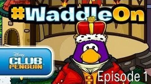 Club Penguin Alas y Aletas - Episodio 1