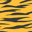 Fabric Tiger Stripe icon