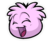 Pink Puffle Pin
