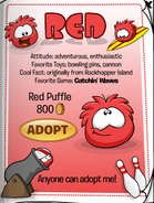 RedPuffleCatalog