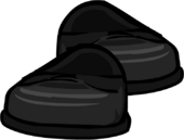 Squeak-Proof Shoes