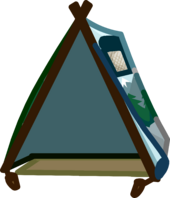 Winter Tent icon