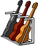 Atril para Guitarra 4