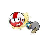 Cannon gag