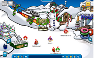 ChristmasParty2008Village