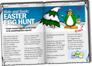 Easter Egg Hunt 2007 article