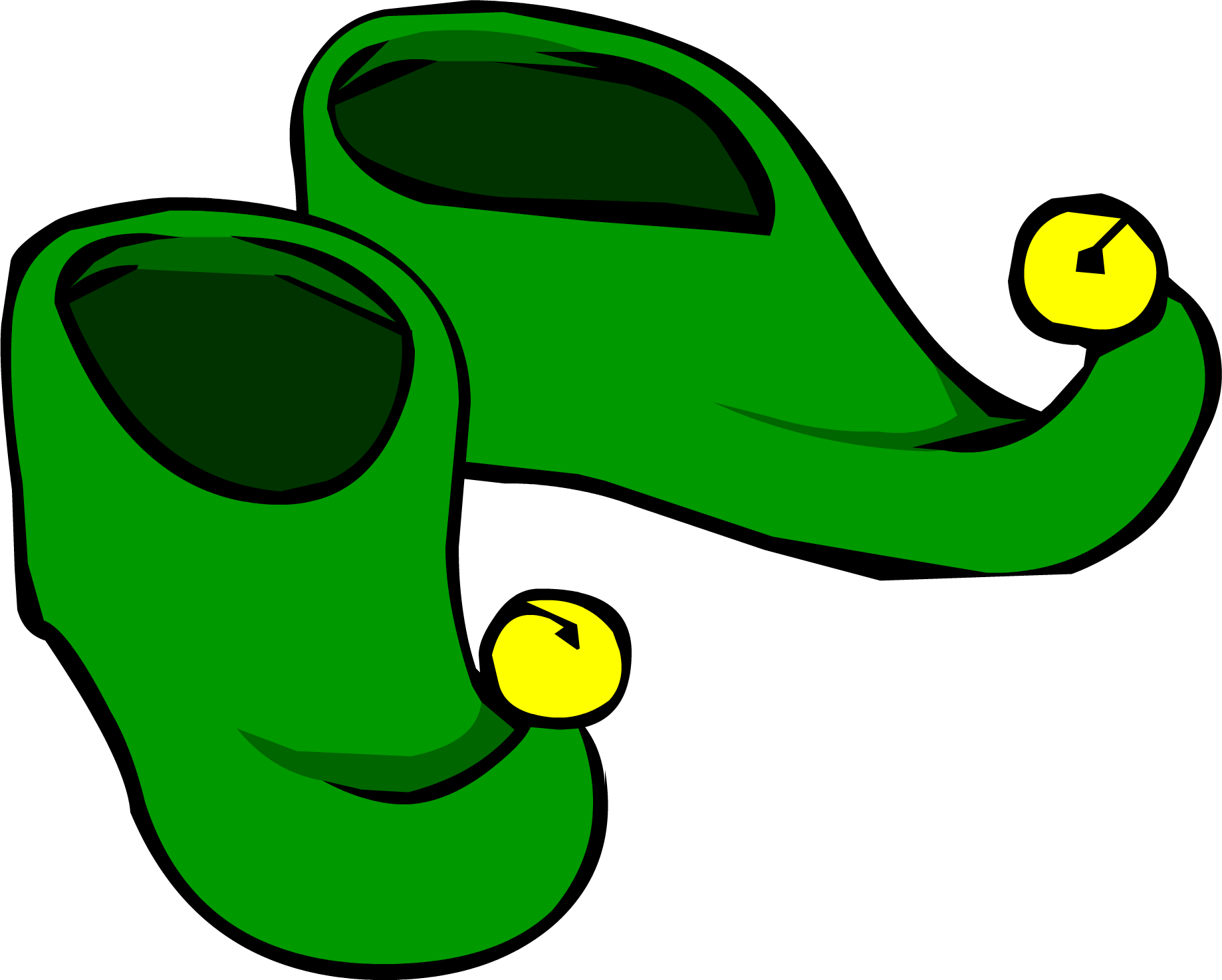 elf shoes club penguin wiki fandom powered by wikia