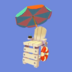 Lifeguard Chair CPI icon