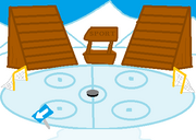 New ice rink by Luismi C3a