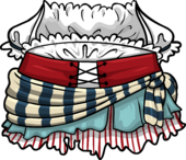 Pirate Lass clothing icon ID 4227