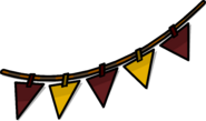 Red Triangle Pennants sprite 003