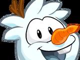 Snowman Puffle