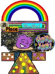 2nd Place, Super CP Artistic Contest