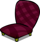 Burgundy Chair sprite 002