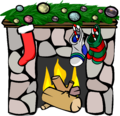 Fireplace sprite 013