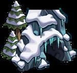 FrozenPartyLighthouseExteriorFrozen