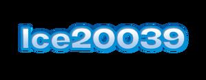 Ice20039 my penguin font