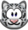 Leopardo Nevado Emoticon