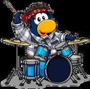 Penguin Band Makover G Billy 2