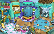 Puffle Party 2012 Puffle Play Zone