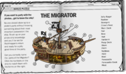 The Migrator parts