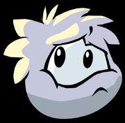 White PuffleCOncern