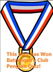 B-19-at 2011 Quiz Won