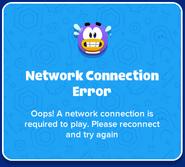 Connection error CPI 2