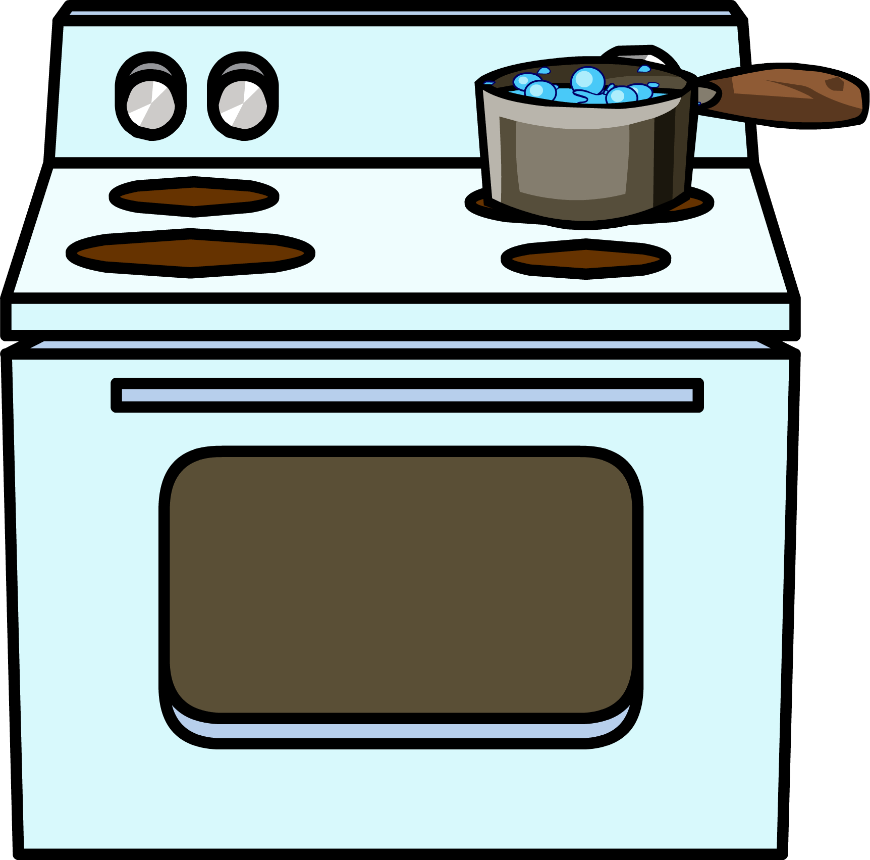 Cartoon Electric Cooker ~ Image electric stove sprite club penguin wiki