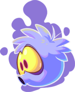 Puffle Party 2016 mem popup Ghost