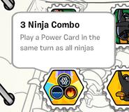 3 ninja combo