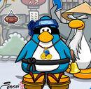 Penguin-Pal Ninja 001