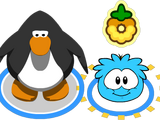 Gold O'berry (Puffle Food)