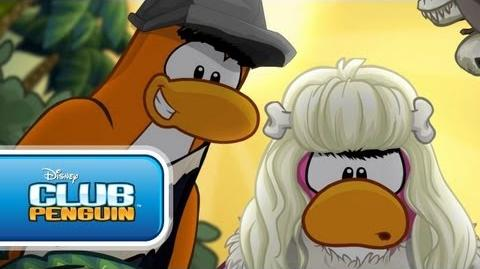 Prehistoric Party Starts January 17! Official Club Penguin