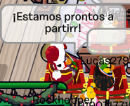 Rockhopper Spotted at Abacadabra